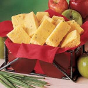 Cornbread with cheese and green onions | My Baking | Pinterest