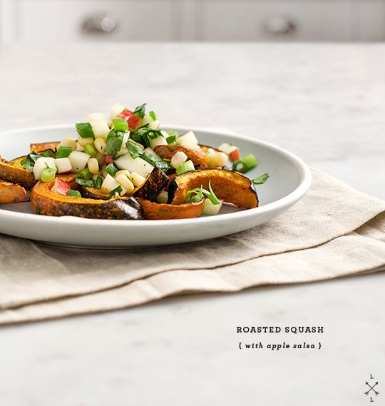 Roasted Squash | Ciboooooo ^O^ | Pinterest