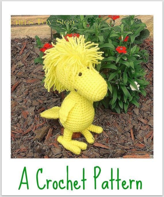 Woodstock A Crochet Pattern by Erin Scull by ...