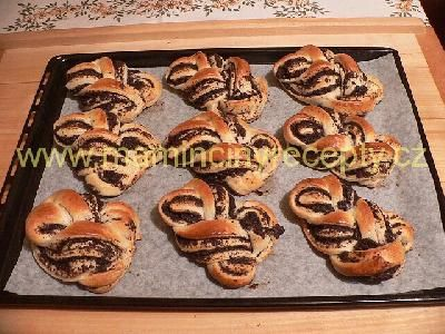 Makovky (poppy seed cakes) | Food recipes | Pinterest
