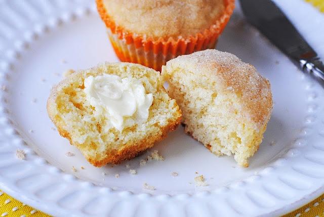French Breakfast Muffins | Doughnuts, Muffins & Scones | Pinterest