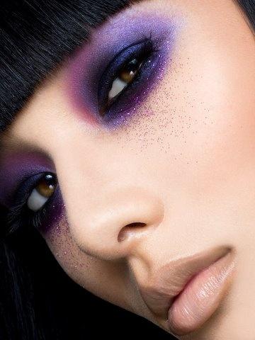 AMAZING purple. My fave!