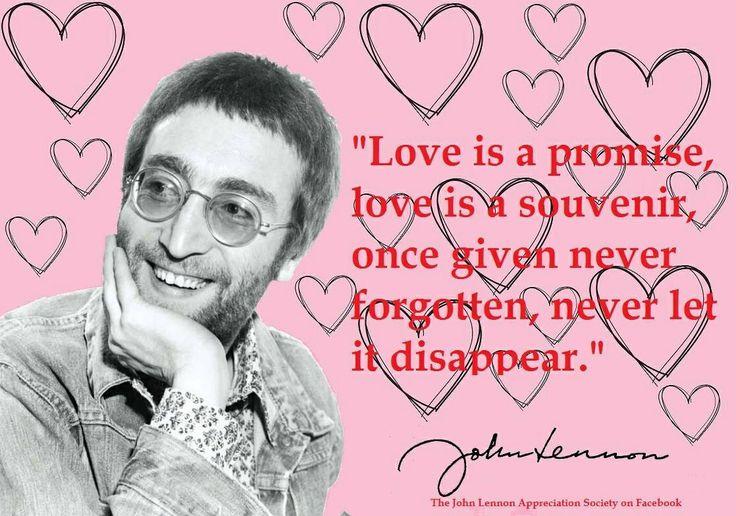 John Lennon Love Quotes : John Lennon love quote LOVE Pinterest