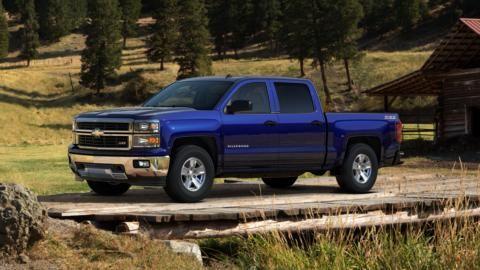 Build Your Own Chevrolet Silverado 1500