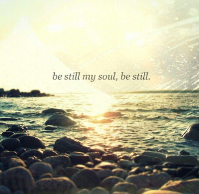 still my soul be still pdf