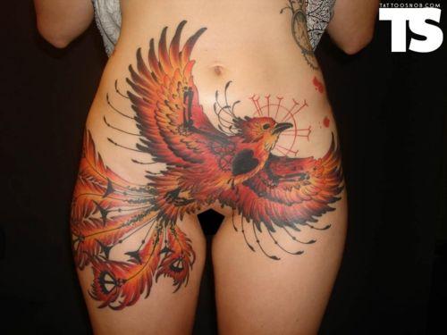 Crazy vagina tattoo pictures