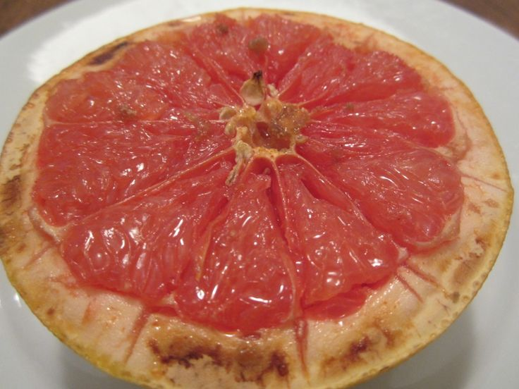 Broiled Grapefruit with Brown Sugar | Interesting Food Twists | Pinte ...