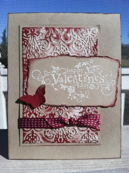 handmade valentine day card beautiful designs