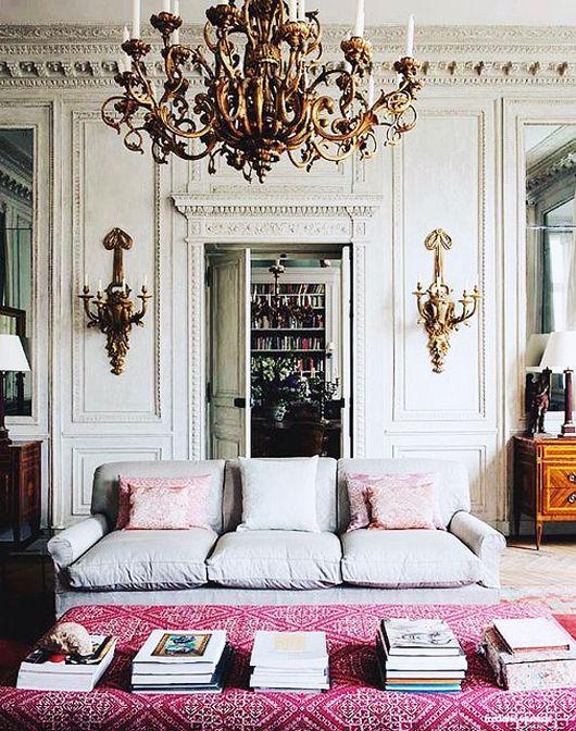 paris haussmanien apartment by photographer frédéric vasseur