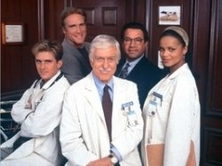 Diagnosis Murder I still enjoy the reruns.