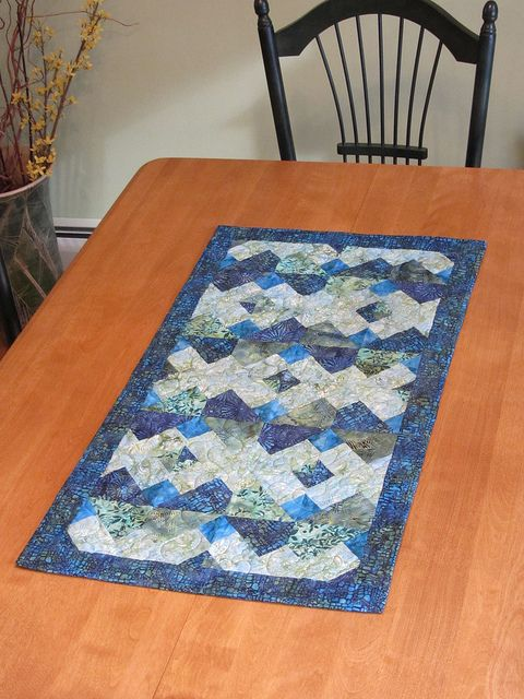 www  download twist runners michaels pattern free with   table Disappearing patch a Nine