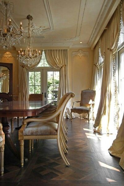 dining room beautiful curtains pinterest