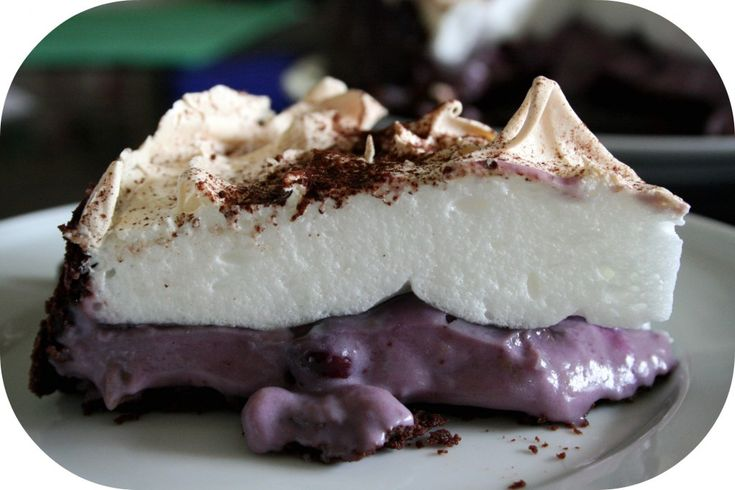 blueberry creme fraiche filling recipe which can be made in blue (BLUE ...