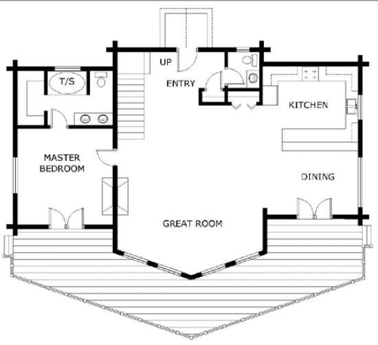 Floor plans our dream home pinterest Floor plans for my house