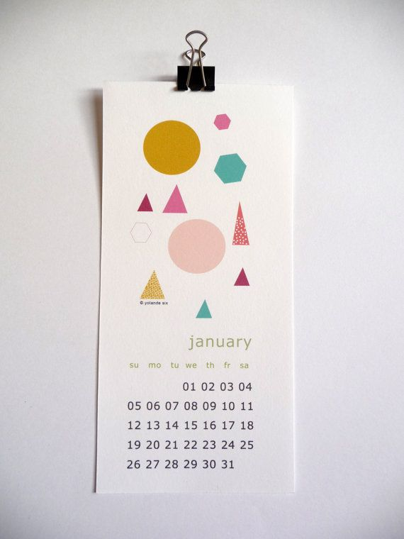 570 x 760 jpeg 35kB, PRINTABLE Calendar 2014 PDF geometric form by ...