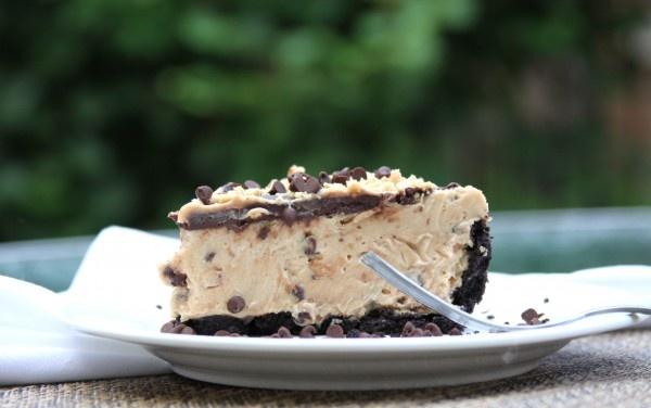Chocolate Peanut Butter Torte | {sweet treats} peanut butter | Pinter ...