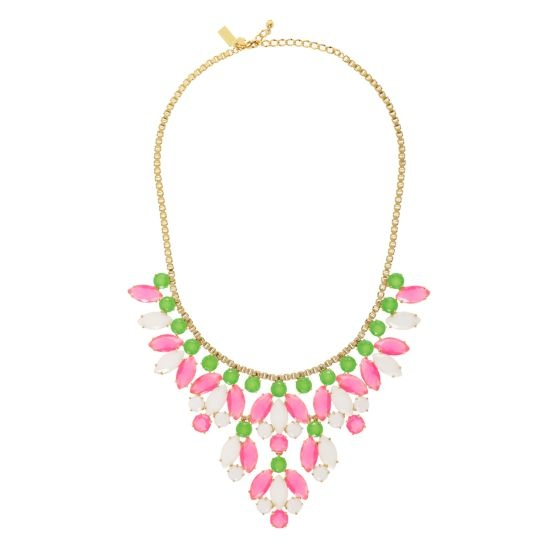 kate spade marquee statement necklace