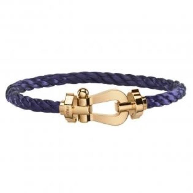 Fred bracelet force 10 jewelry pinterest for Bracelet cuir homme luxe