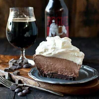 Mile high chocolate pie | Sweet Treats | Pinterest