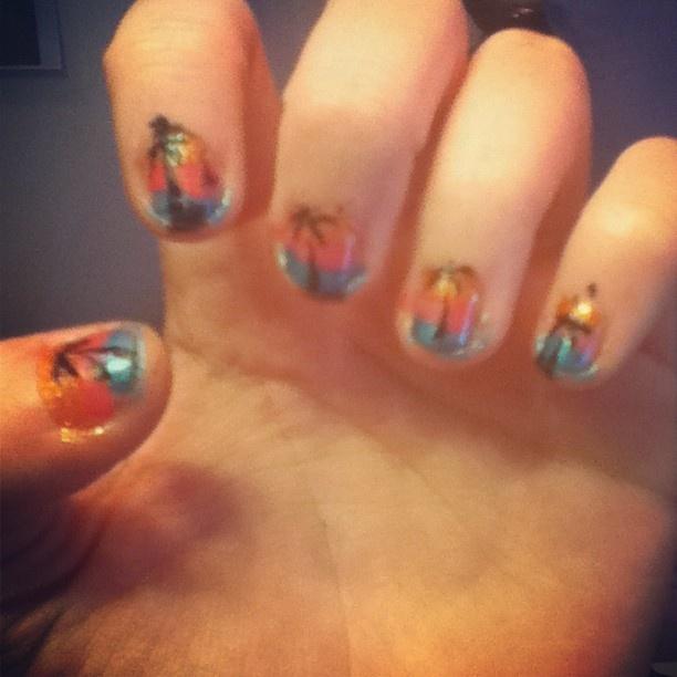 summer nail designs :)