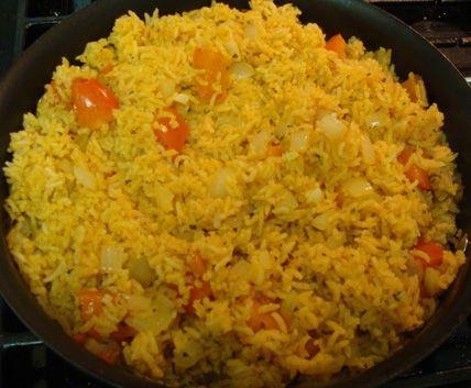 Mexican Rice | Bon Appetit | Pinterest