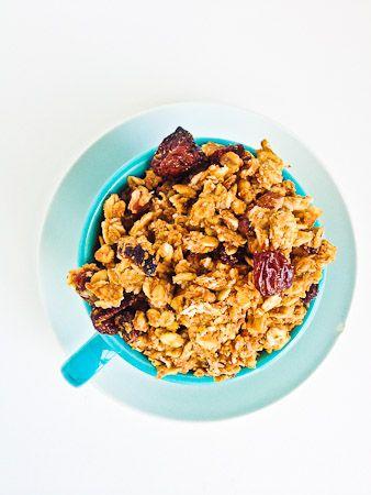 PB Granola! | Healthy Cravings & Foodie Finds | Pinterest
