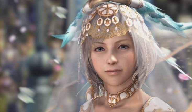 final fantasy ashe van xii: