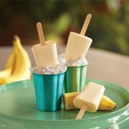 Frozen Banana Pops from Eagle Brand   Parker Birthday Brainstorm   Pi ...