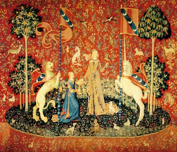 The Lady and the Unicorn (tapestry)