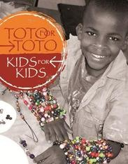 Pamba Toto jewelry and crafts are created and sold to raise   funds for Sanctuary of Hope homes for orphans in Nairobi, Kenya.
