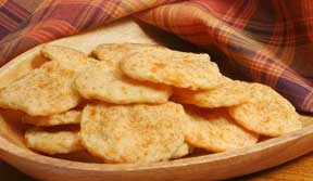 Cheddar Crackers Recipe | Favorite Recipes | Pinterest