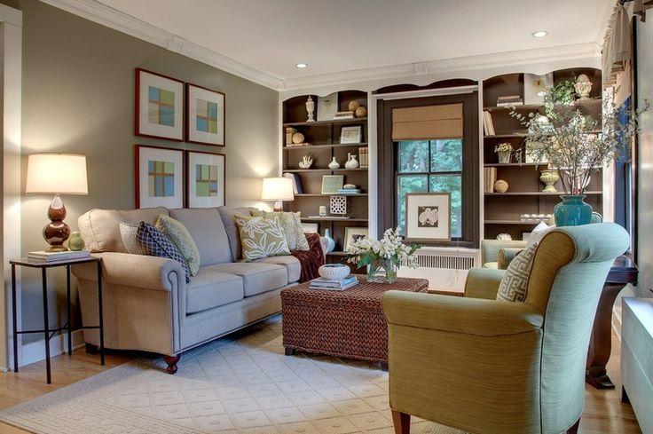 Family Living Room Creative Classy Design Ideas