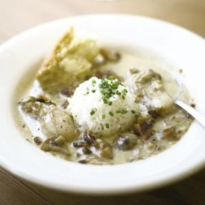 Brown Oyster Stew | Recipes | Pinterest