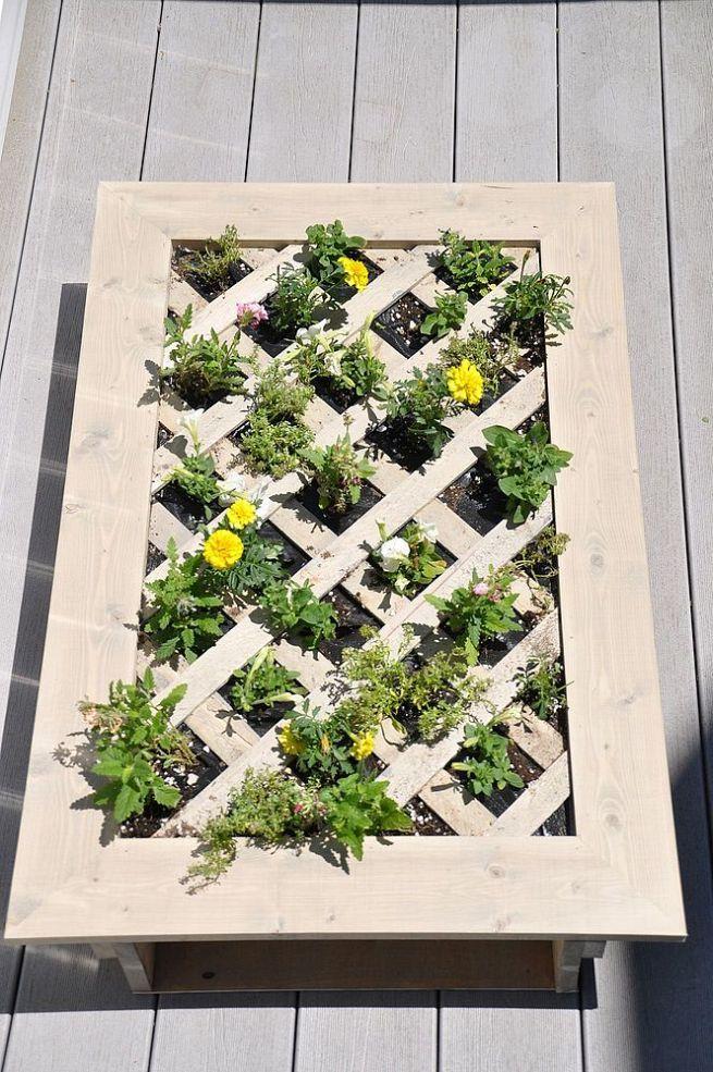 Diy vertical garden for Diy vertical garden