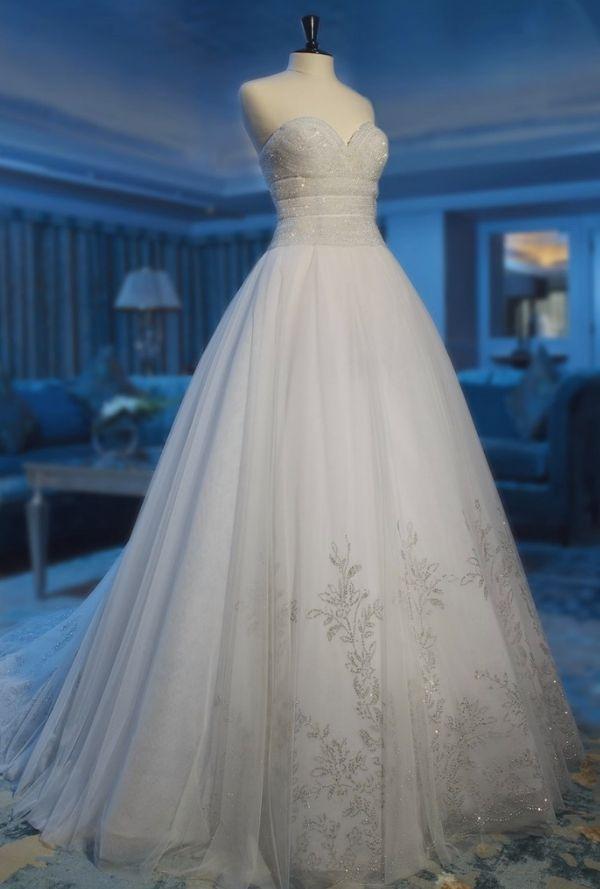 pick wedding dress your body type
