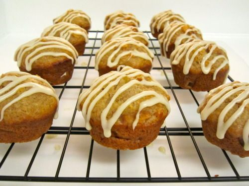 Apple Fritter Muffins | Desserts....Cakes, Pies, Cookies, Bars, etc ...