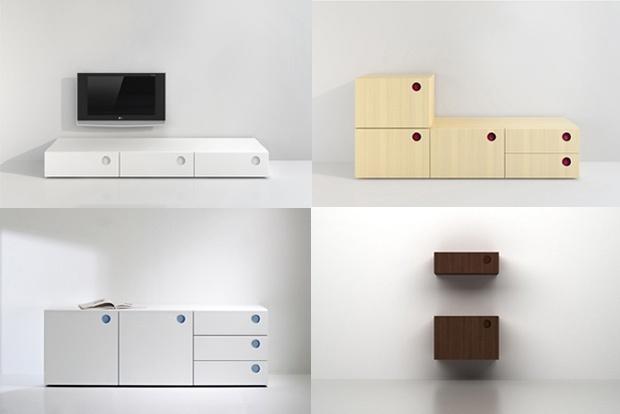 Ikea Glass Cabinet Fabrikor ~ Furniture with interchangeable handles – Dot Puntmobles