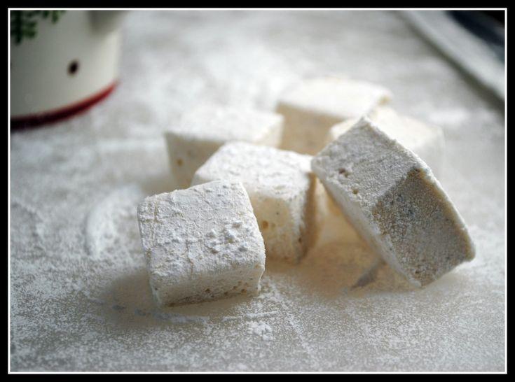 Homemade Vanilla Bean Agave Marshmallows | Baking | Pinterest