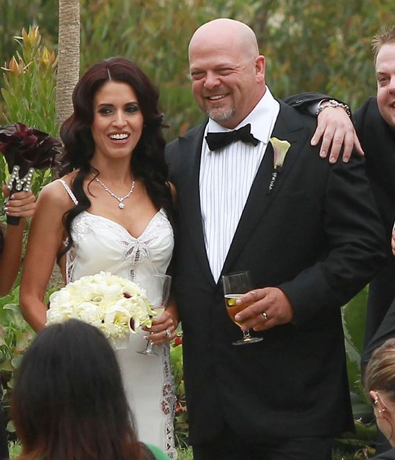 Rick Harrison Wedding