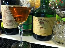 Tipperary Cocktail Recipe :: St. Patrick's Day