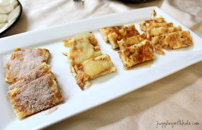 Matzah Brei - Passover French Toast | Lets Cook! | Pinterest