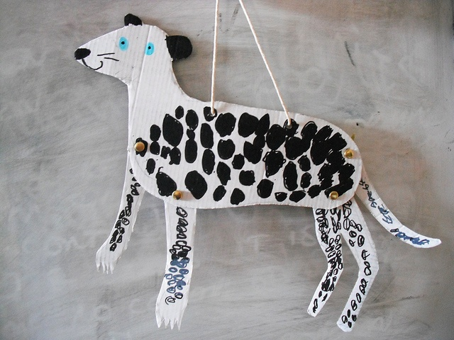 Lyndsay's Dalmation by Hazel's Students, via Flickr