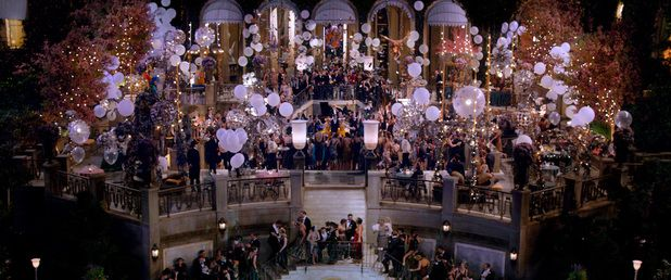 The great gatsby party screen shots