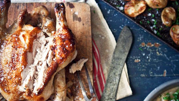 Chicken Normandy | For the Holthauskitchen | Pinterest