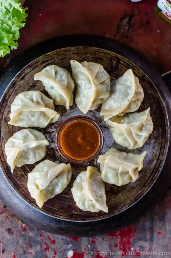vegetable momos | Omnomnom... | Pinterest
