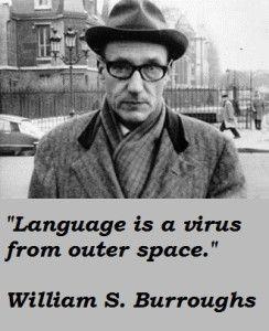 william burroughs the now essay