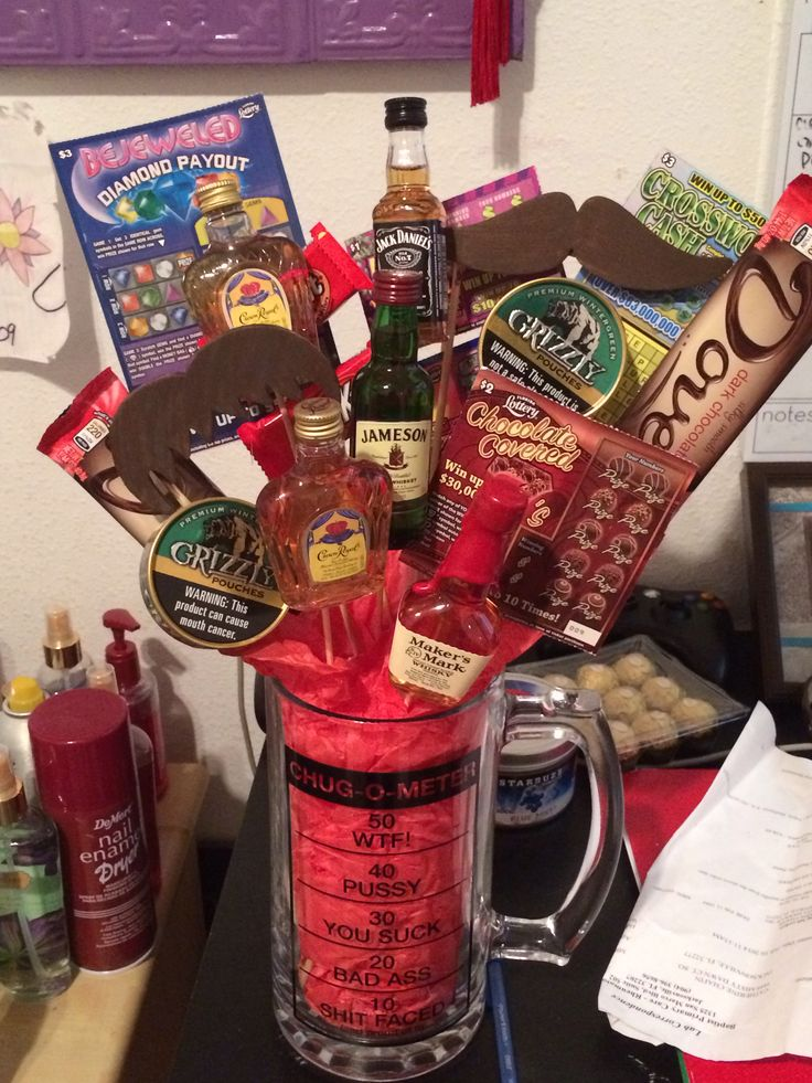 My boyfriends 21st birthday present !  Party Ideas  Pinterest
