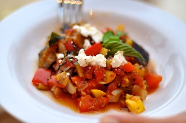 Ratatouille Recipe - Kathy recommends this one!