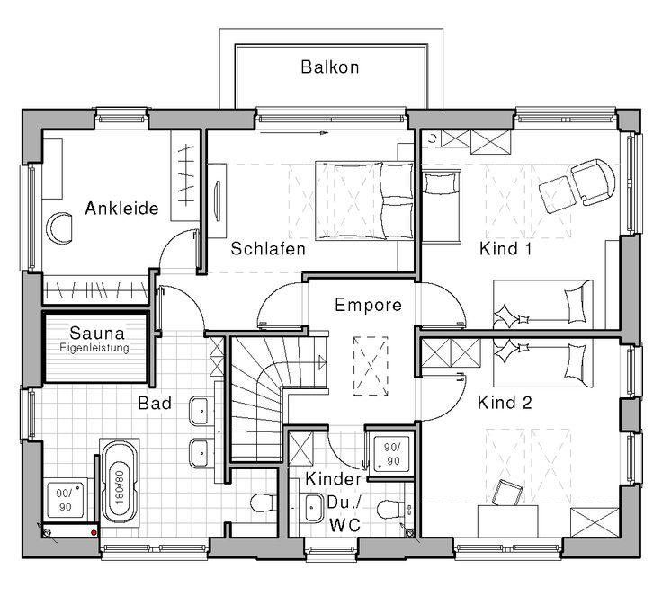 City car 2 familienhaus bauen fertighaus for Hausplan einfamilienhaus