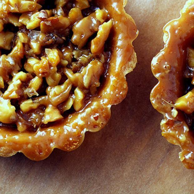 Walnut Tartlets | Favorite Pies & Pastries | Pinterest